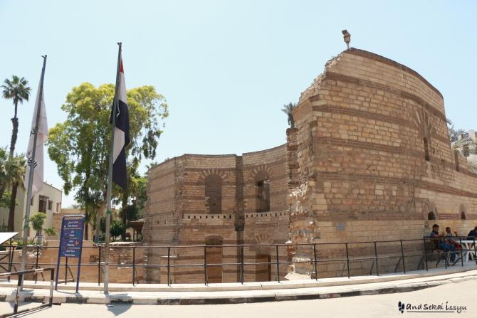 バビロンの塔 オールドカイロ