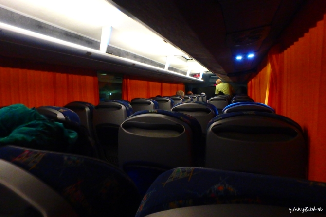 ダハブ カイロ バス