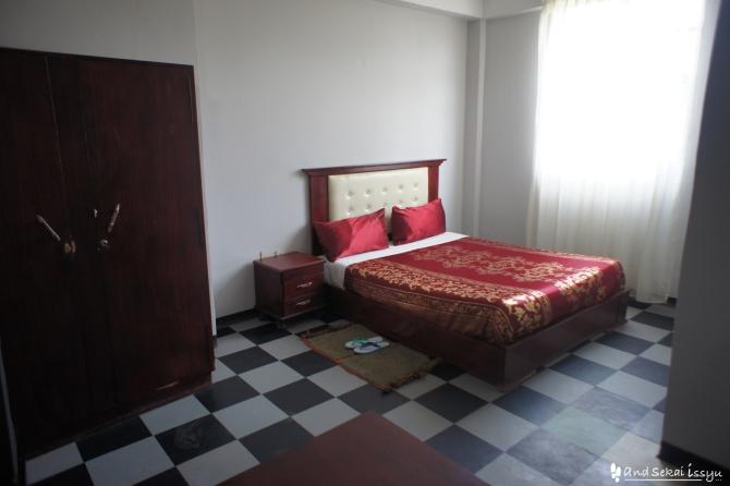 メケレの宿(ホテル)