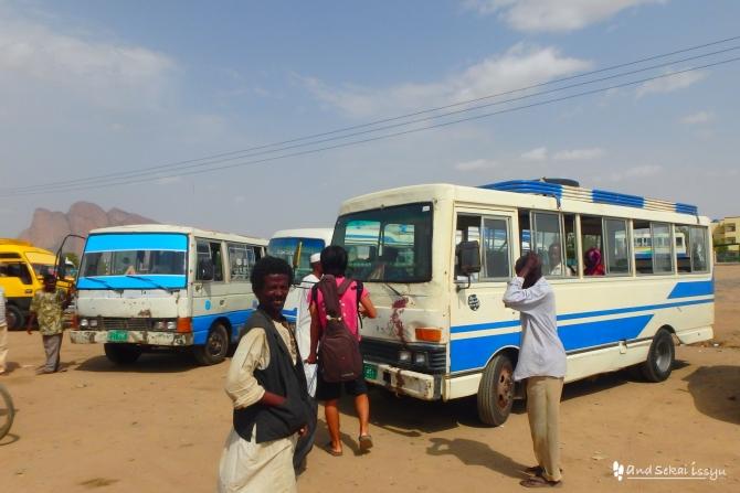 カッサラ バス