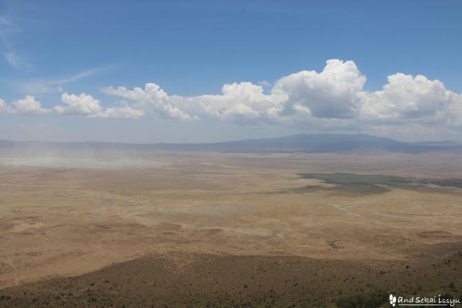 ンゴロンゴロ自然保護区