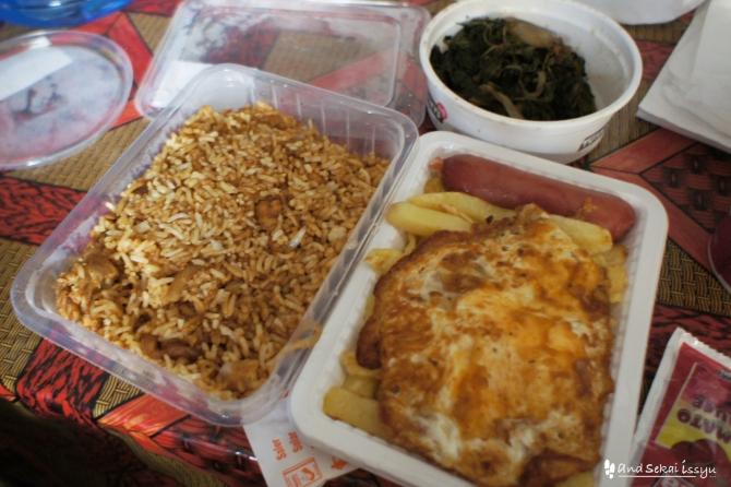 ナイロビで買えるお惣菜