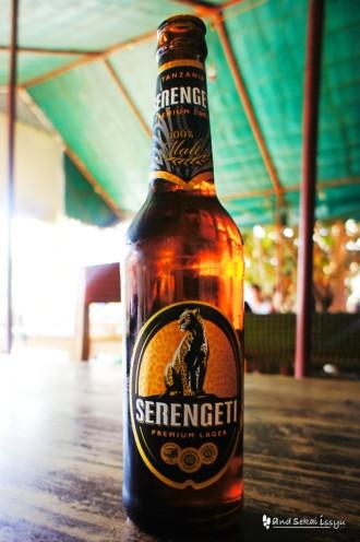 タンザニアのビール「セレンゲティ」