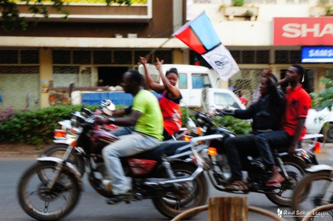 タンザニア大統領選挙