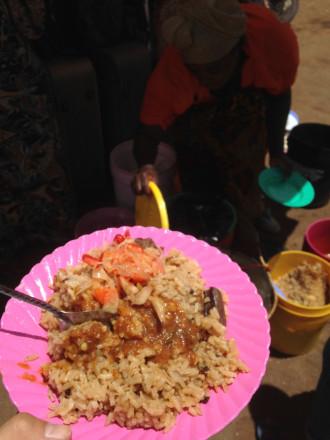 タンザニアモシのママご飯