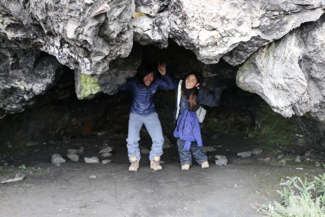 キリマンジャロ登山2日目、シラキャンプに向けて出発