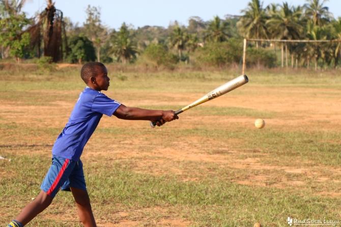 ザンジバル島の野球チーム