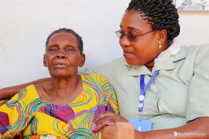 タンザニアのンダンダでJICAの理学療法士に会ってきた