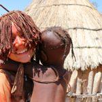 ヒンバ族は世界で一番美しい民族|でも一生に一度も体を洗わない?!【2〜3日目】
