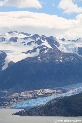 トーレス・デル・パイネ国立公園トレッキング〜フランセス谷とグレイ氷河編〜3日目4日目