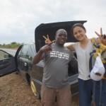ザンビアでヒッチハイク!!有料だけどバスより安く早く移動できるかも?!