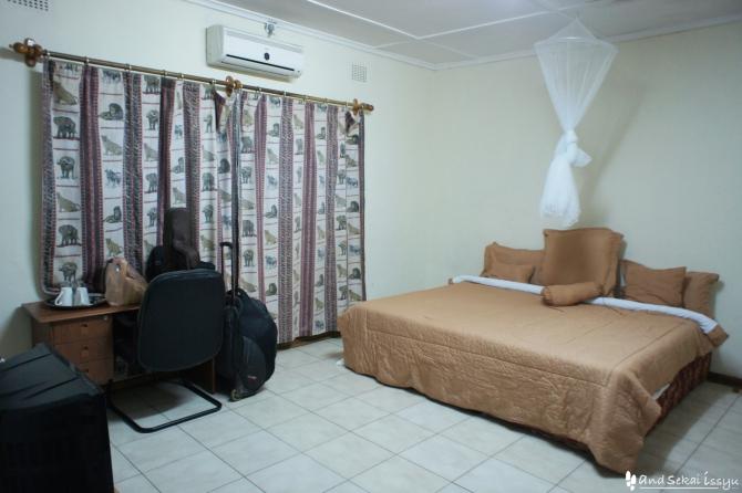 チンゴラの宿(ホテル)