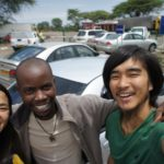 ジンバブエからボツワナへ陸路で国境越え|ビクトリアフォールズからカサネへ移動!!