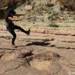 トロトロ国立公園トレッキング|恐竜の足跡とボリビアのグランドキャニオンが凄過ぎた!!
