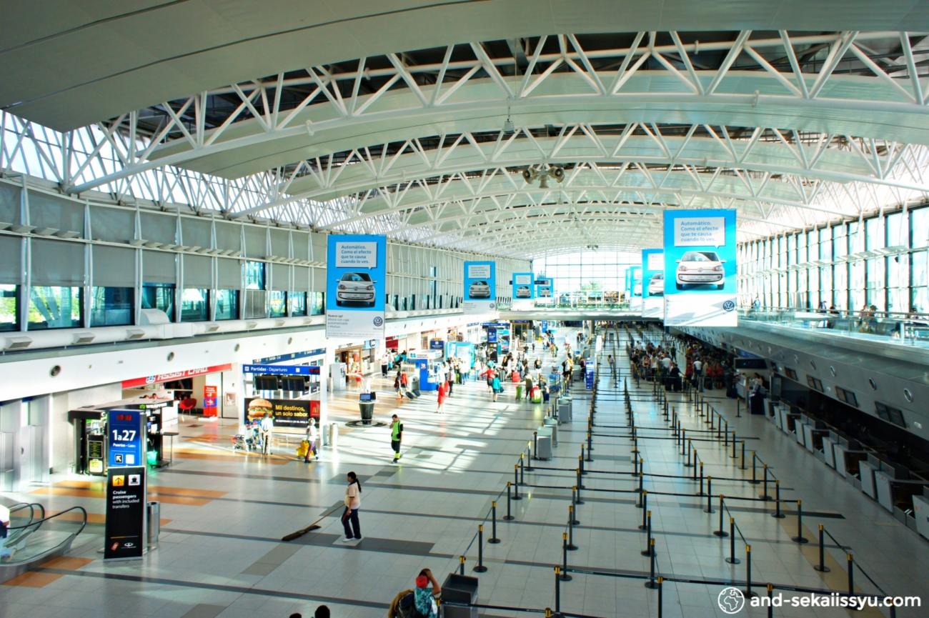 ケープタウンからブエノスアイレスへのフライト|ケープタウンとイスタンブールのラウンジ情報あり