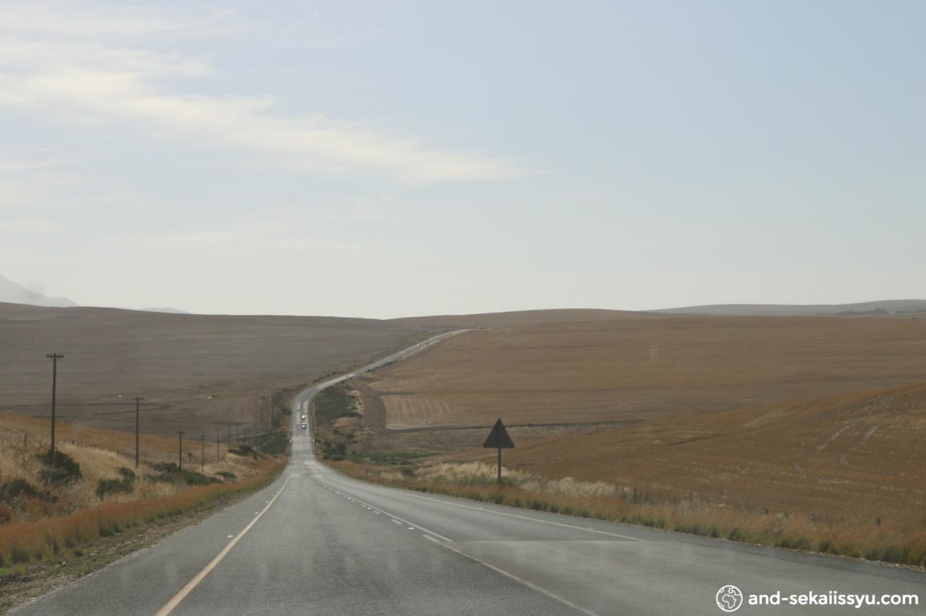 ステレンボッシュの道路