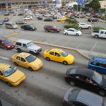 エクアドルのグアヤキルからキトに夜行バスで移動