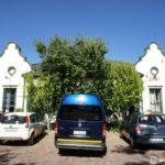 南アフリカ|ステレンボッシュの宿(キャンプサイト)情報