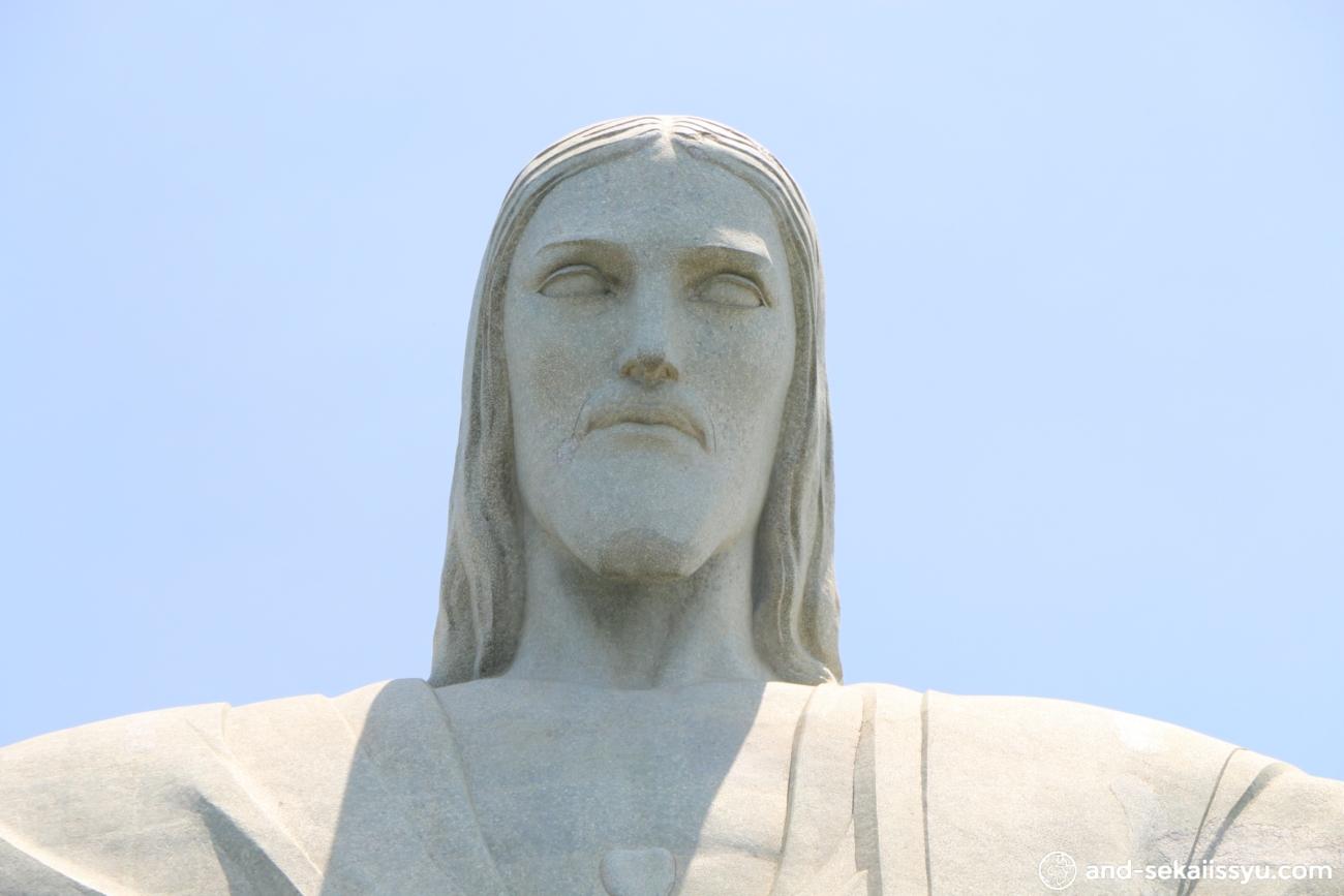 コルコバードの丘にそびえ立つキリスト像を徒歩で見に行っちゃった!