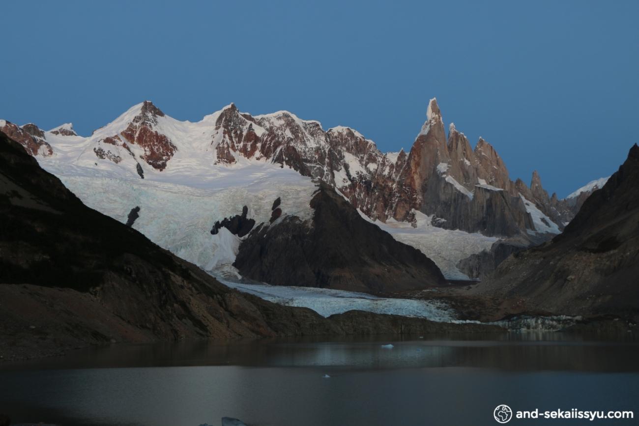 フィッツロイ登山(Laguna de los Tres)登山編