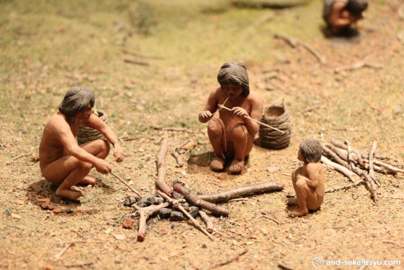 先住民ヤマナ族とセルクナム族が大好きでミュージアムまで行ってきた!