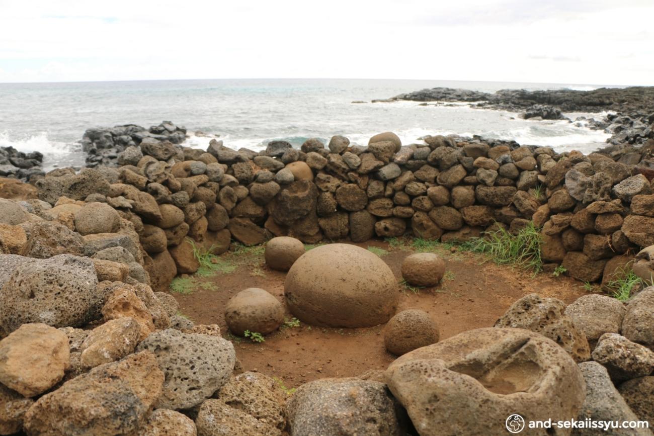 イースター島のテピトクラ