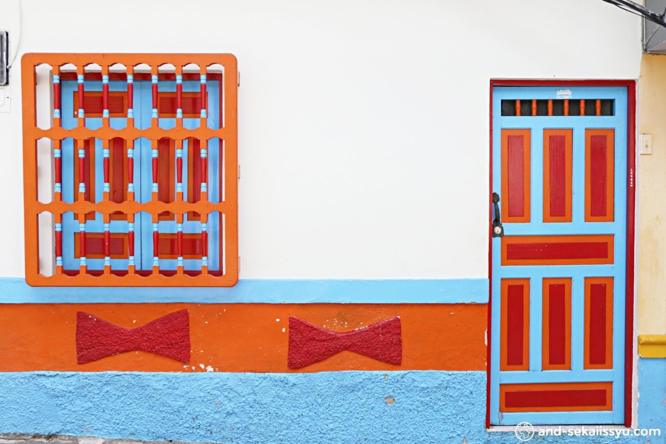 コロンビアのグアタペ