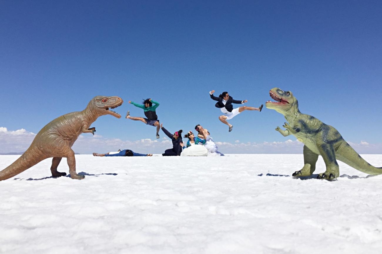 ウユニ塩湖(番外編)