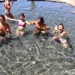 アタカマからウユニ塩湖へ抜ける2泊3日ツアー|温泉と間欠泉とフラミンゴ!!【2/3】