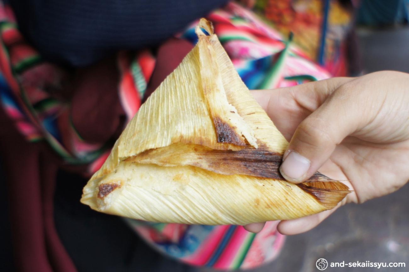 ボリビア第三の都市コチャバンバで食べ歩き!