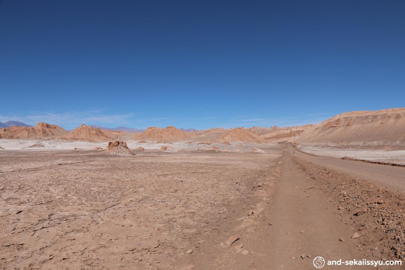 アタカマ砂漠の月の谷ツアー