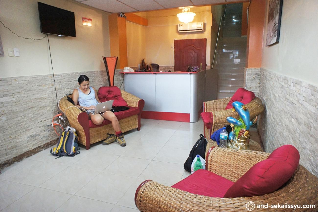 グアヤキルの宿(ホテル)