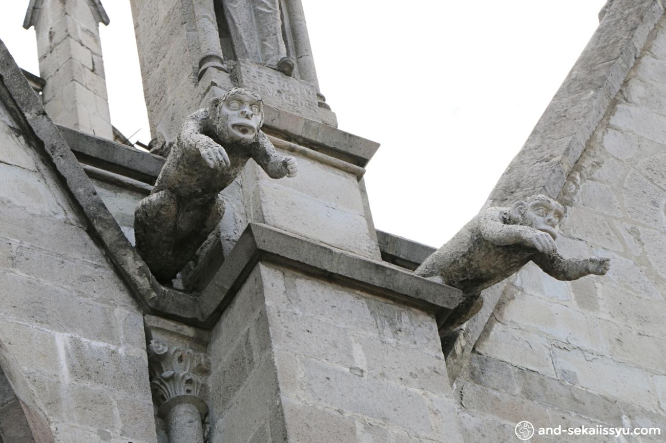 キトのバシリカ教会