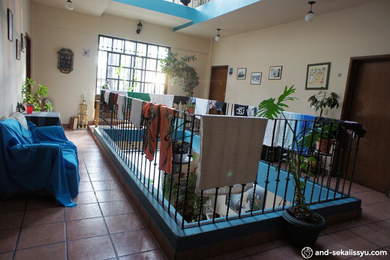 メキシコシティの宿(ホテル)