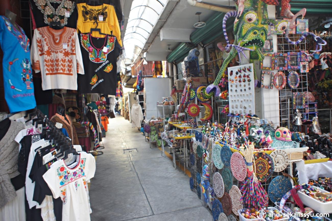 メキシコシティのお土産