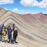 レインボーマウンテン|ペルーにある虹色の山が絶景過ぎる!!【トレッキングツアー】