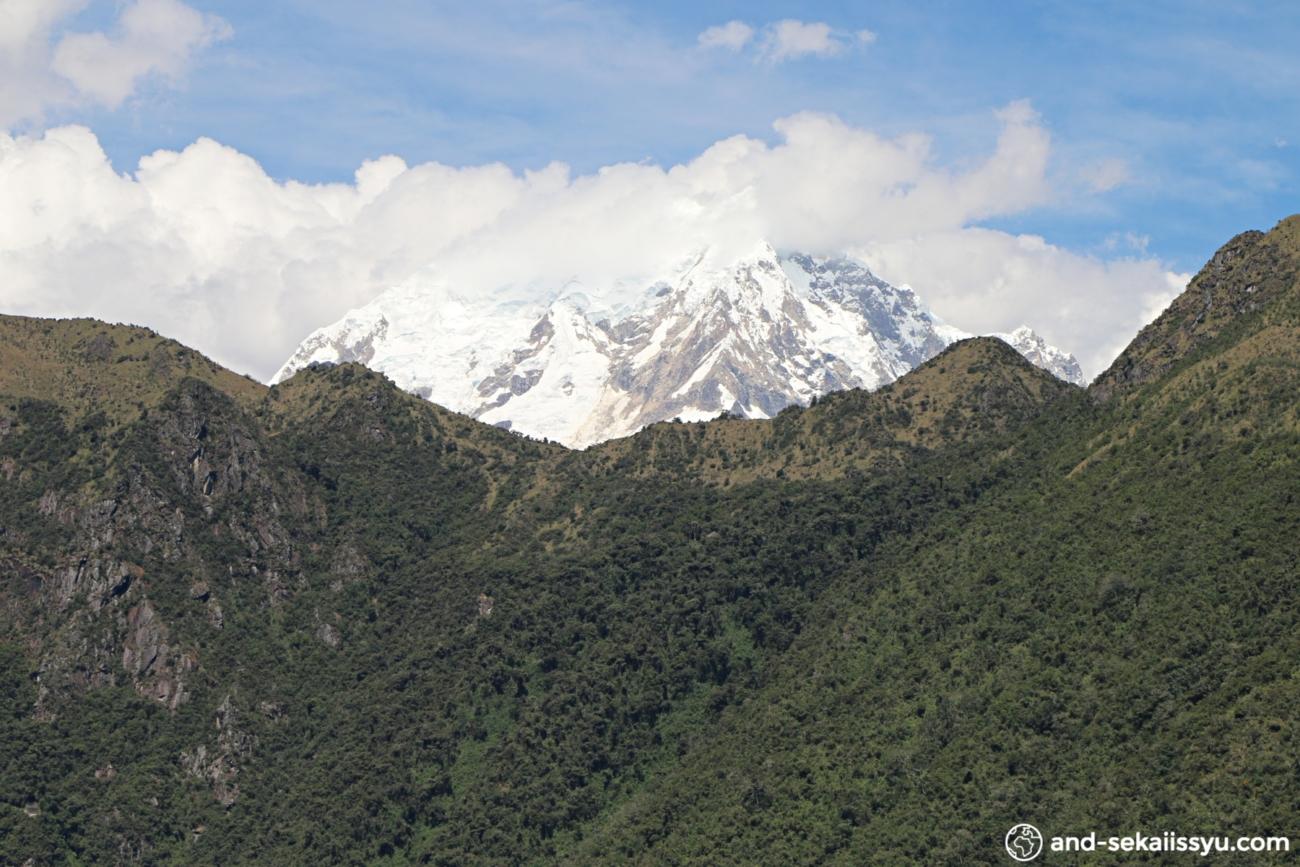 マチュピチュ山トレッキング