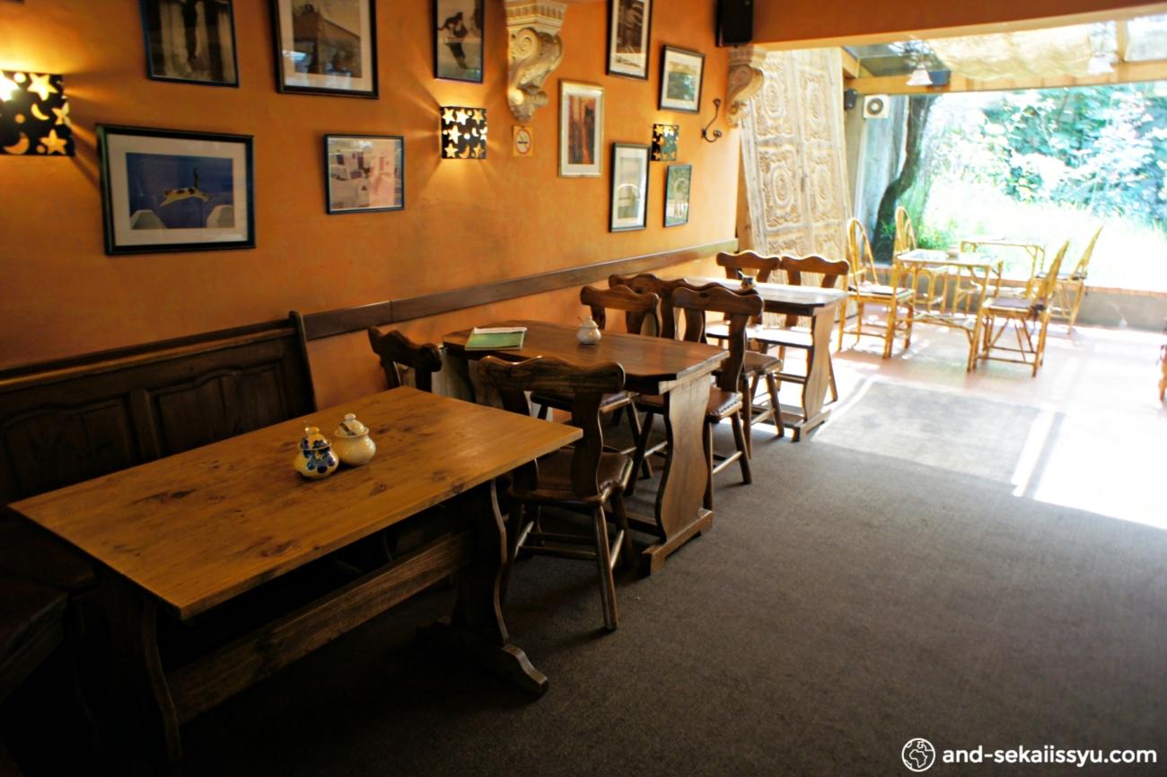 ラパス|日本食のケンちゃんやオシャレなブルーベリーカフェやメルカドランザ