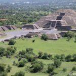 古代都市テオティワカン|謎の巨大ピラミッドがあるメキシコの遺跡へバスで行ってきた!!