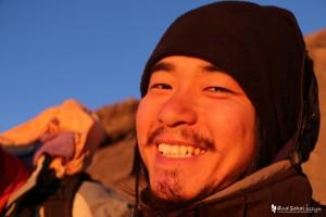 キリマンジャロ登山5日目でサミット(登頂)に挑戦