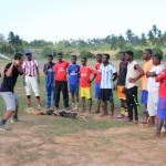 ザンジバル島の青年海外協力隊「タクさん」。野球の普及活動が本当に凄い!!