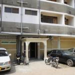 タンザニア|ダルエスサラームの宿(ホテル)情報