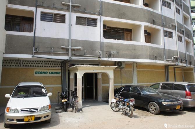 ダルエスサラームの宿(ホテル)