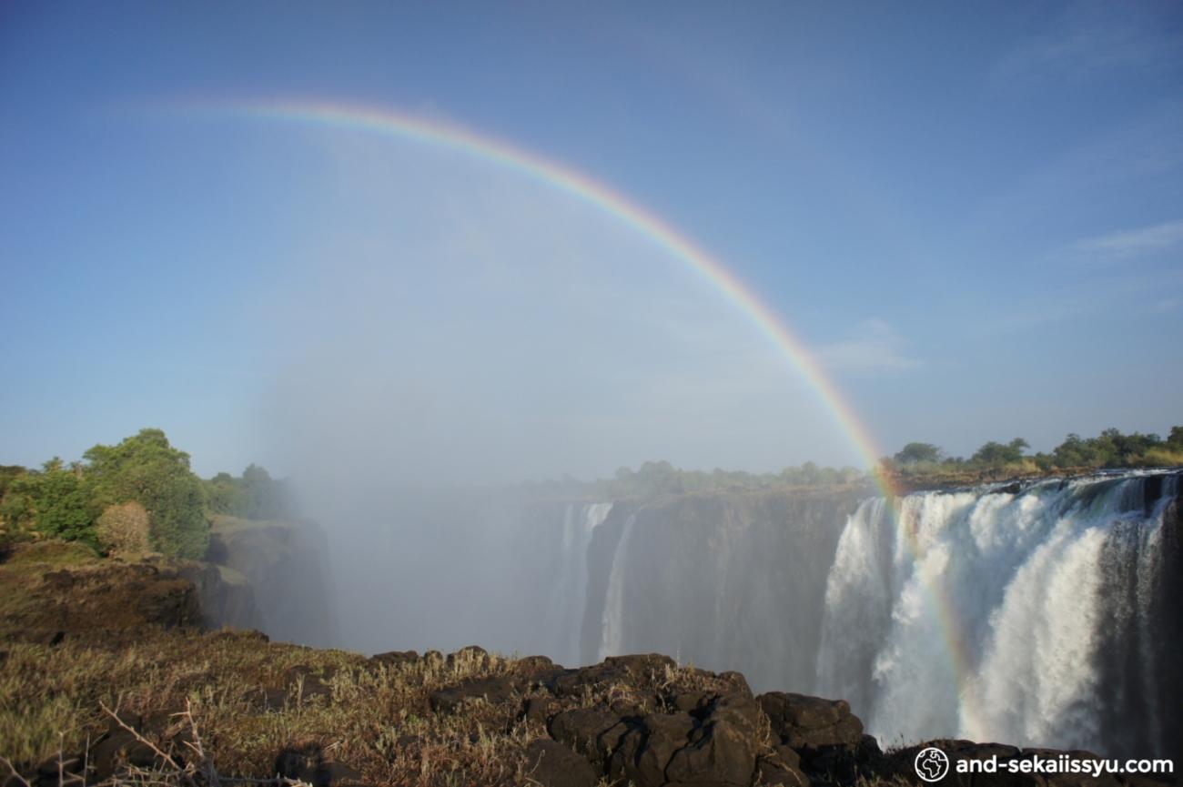 ビクトリアの滝(ジンバブエ)