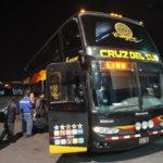 ペルーのアレキパからリマにCruz del Surの夜行バスで移動|新手の強盗?詐欺?リマのタクシーに荷物が閉じ込められた‼︎