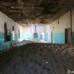 コールマンスコップ|ナミブ砂漠に侵食された恐怖のゴーストタウン!!【9〜10日目】
