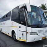 ナミビアから南アフリカへ陸路で国境越え|ウィントフックからケープタウンへバスで移動!!