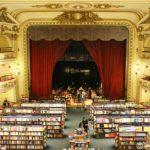 世界で2番目に美しい本屋|ブエノスアイレスのEl Ateneo。