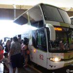 アルゼンチンからパラグアイヘ陸路で国境越え|ブエノスアイレスからアスンシオンへバス移動!!※ブラジルビザ取得情報あり