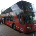 アスンシオンからイグアス移住地へバスで移動|癒しの民宿小林へ!!